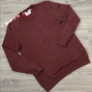 Ribbed Topman Sweater